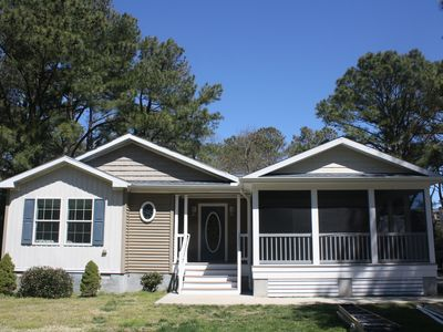 Photo for 3- minute walk to Private Beach (Middlesex Beach is adjacent to Bethany Beach)