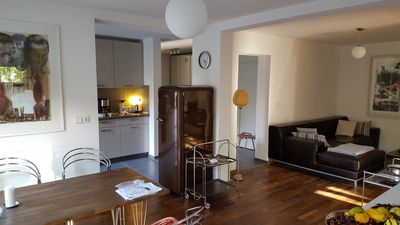 Photo for Comfortable 75 sqm apartment with garden and 2 terraces very close to Regensburg