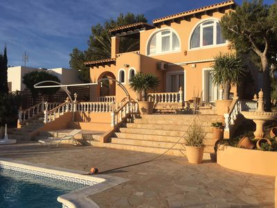 Photo for Exclusive Mediterranean House to rent in Ibiza (Spain) by My Rental Homes