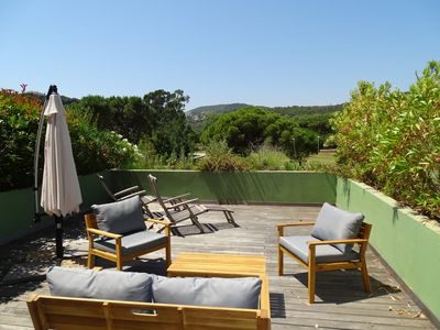 Photo for beautiful apartment 3 bedrooms, 8 people, swimming pool, beach at 150 meters