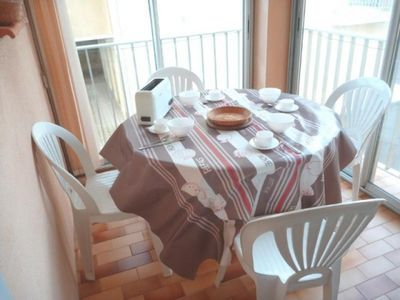 Photo for Apartment Marseillan-Plage, studio flat, 4 persons