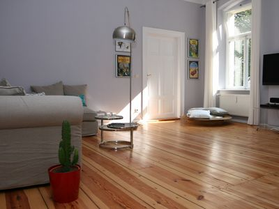 Photo for Luxurious, Ample 2 Bedroom Apartment In The Heart Of Berlin LICENSED!