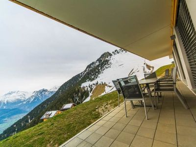 Photo for Apartment Apartmenthaus Riederhoru A EG in Riederalp - 8 persons, 3 bedrooms