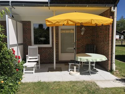 Photo for Haus Amrum - apartment with terrace and garden to the south in St. Peter Ording