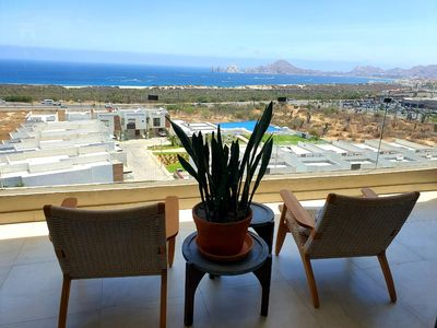 Photo for ELEGANT OCEAN VIEW PENTHOUSE IN LOS CABOS!