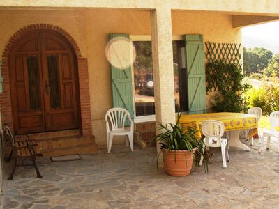 Photo for Ground floor of quiet and spacious villa, any comfort.