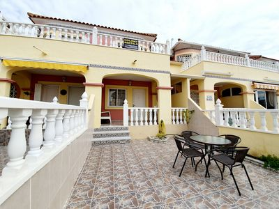 Photo for MB BUNGALOW GRANITO, ORIHUELA COSTA