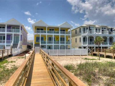 Photo for The Kraken: 7 BR / 7 BA single family home in Kure Beach, Sleeps 16