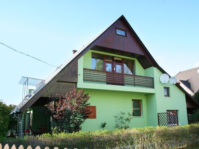 Photo for 1BR Apartment Vacation Rental in Balatonlelle, Balaton