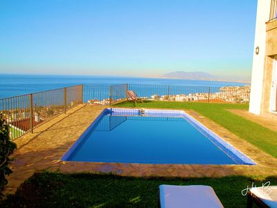Vista del Mar /Luxury apartment with a wonderful view of the Mediterranean