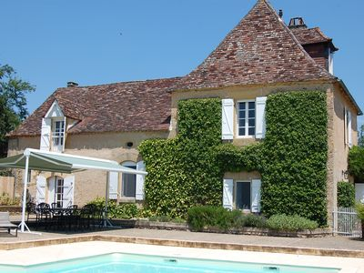 Photo for House and gite with heated private pool