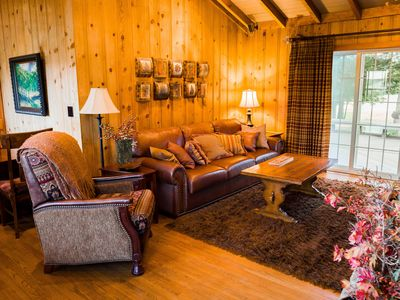 Photo for 2BR Cabin Vacation Rental in Summerfield, North Carolina