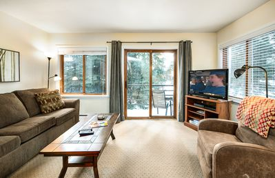Photo for Wildwood Suites 207 Ski-in Condo Downtown Breckenridge Lodging