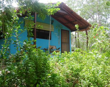 Photo for Casita home on Eco-Rancho, Nestled In The Jungle, Close Playa Maderas & Marsella