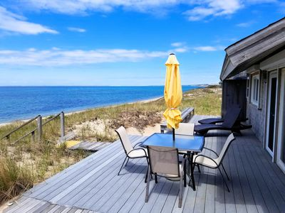 Photo for Awesome 4BD Waterfront at Ryder Beach--Deck, Direct Water Access, Outdoor Shower