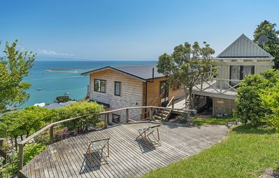 Photo for Haulashore Views - Nelson Waterfront Holiday Home