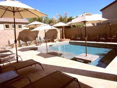 FOR Stylish Vacation Renters: Enjoy our PRIVATE Wild West Pool Park!