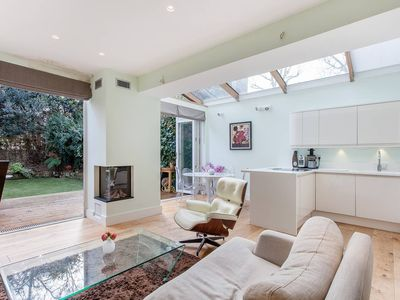 Photo for Beautiful 2-Bed, 2-Bath Apt w/Garden in Notting Hill