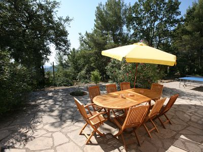 Photo for Beautiful Villa 10 people - Pool - Large garden - Very quiet