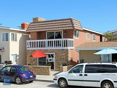 Photo for Walk to the Oceanfront from this Great Beach House near Newport Pier!