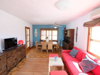 Photo for Vacation home Carmen in Deltebre - 7 persons, 3 bedrooms