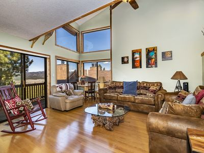 Photo for NEWLY RENOVATED CONDO! High spd wifi-next to lifts-2 Masters-Garage-Gr8 Views