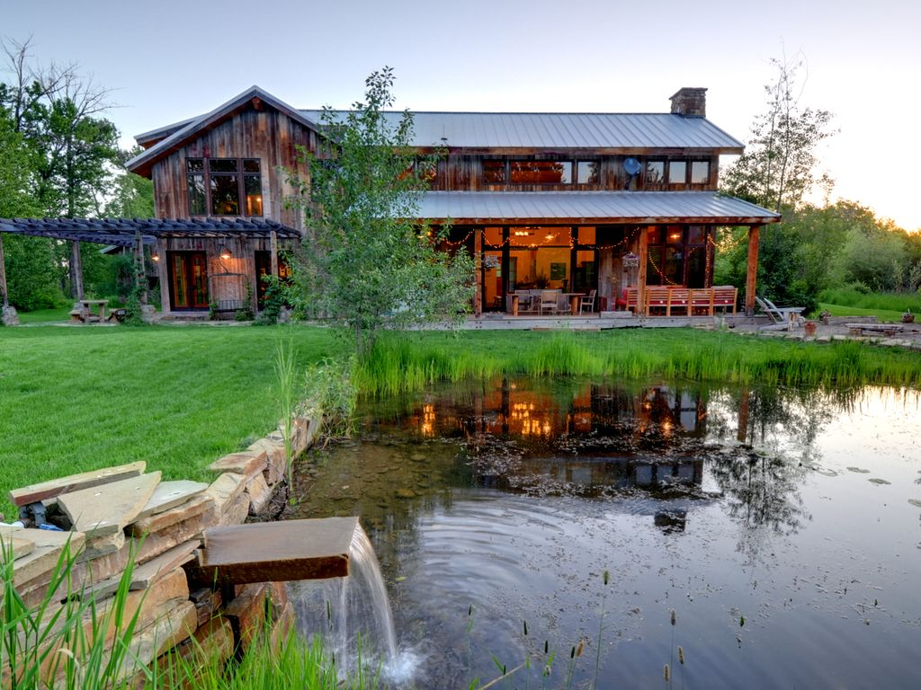 5 star 5000 sqr foot sourdough canyon luxur vrbo for Fishing cabins for sale