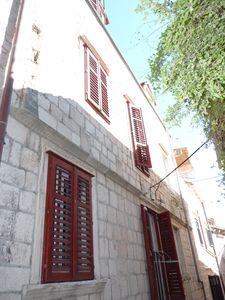 Photo for Living in a stone house from the 14th Century in the old town of Korcula