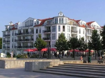 Photo for (86) 3-room apartment - lake view - apartment house Atlantik