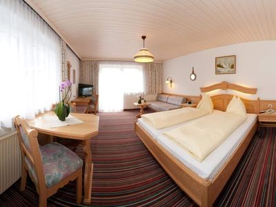 Photo for Ritterkopf Family room with shower, WC - Alpina, **** Hotel