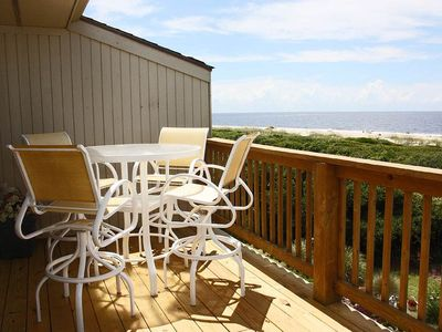 Photo for A Searious Sunset View: 3 Bed/2 Bath Condo with Ocean Views and Community Pool