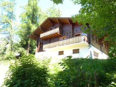 Photo for Vacation home Les Ecureuils in Ovronnaz - 8 persons, 4 bedrooms