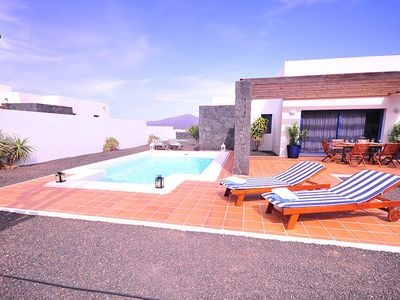 Photo for Villa Miramar A6 is a beautiful and modern villa, situated in a quiet position in the ever popular r