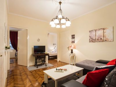 Comfortable apartment in heart of the city