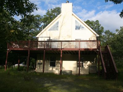Photo for Spacious Vacation House in Poconos. Perfect Gateway