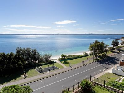 Photo for 1 'Kiah', 53 Victoria Parade - stunning views, wifi, aircon, just across the road to the water