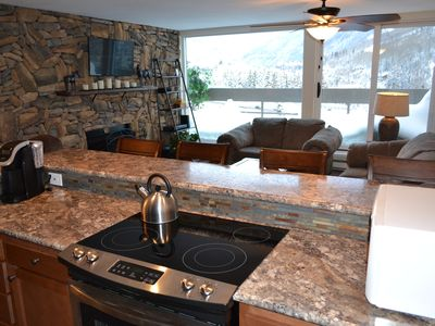 Photo for Upscale Condo W Million $ Views! Walk to Vail!
