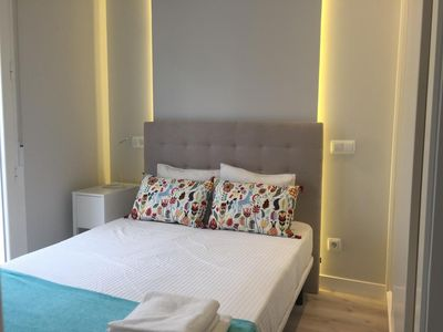 Photo for Brand new 2 bedroom appartment in madrid center near Azca business area