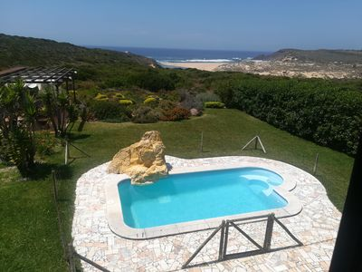 Photo for Large Portuguese Villa. Jawdropping views over Amoreira Beach