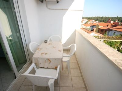 Photo for One bedroom apartment with terrace Pula