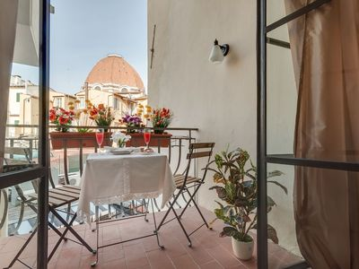 Photo for Dome Apartment - Near Florence Baptistery
