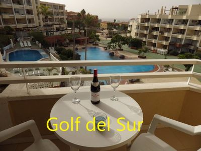 Photo for 1 bedroom apartment in Green Park, Golf del Sur