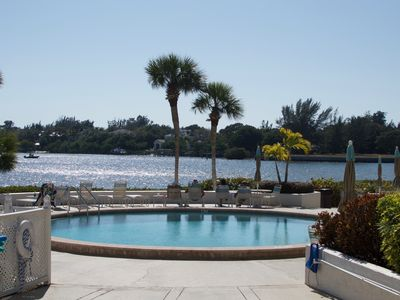 Photo for Renovated Penthouse Condo Siesta Key, Fl (water View)