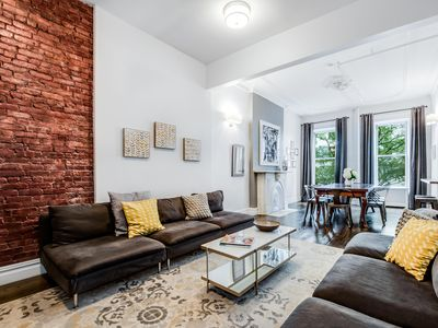 Photo for MIDTOWN FLATS NYC -Pristine Legal 4 Bedroom Townhouse Steps to Fifth Avenue