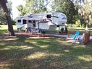 1BR Recreational Vehicle Vacation Rental in Inverness, Florida