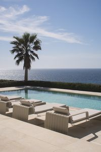 Photo for LUXURY NEW VILLA WITH STUNNING SEA VIEWS