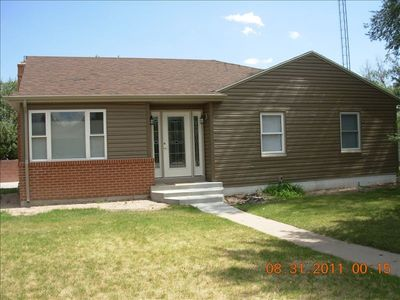Photo for CHEYENNE FRONTIER DAY SPECIALS  Two Bedroom home/one bedroom apartment