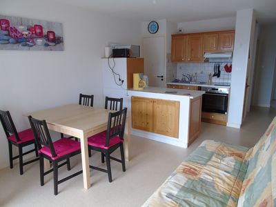 Photo for Nice apartment 3 Rooms at 50m from the Beach