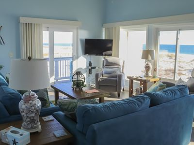 Photo for BOOK NOW! Beach Front / Gulf View Plantation Oasis Condo!