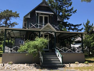 Photo for Charming Gingerbread Cottage Without Oak Bluffs Crowds